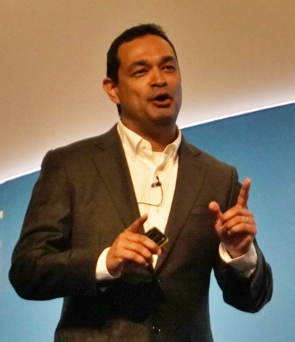 Frank Trevino at Digital Transformation World 2019
