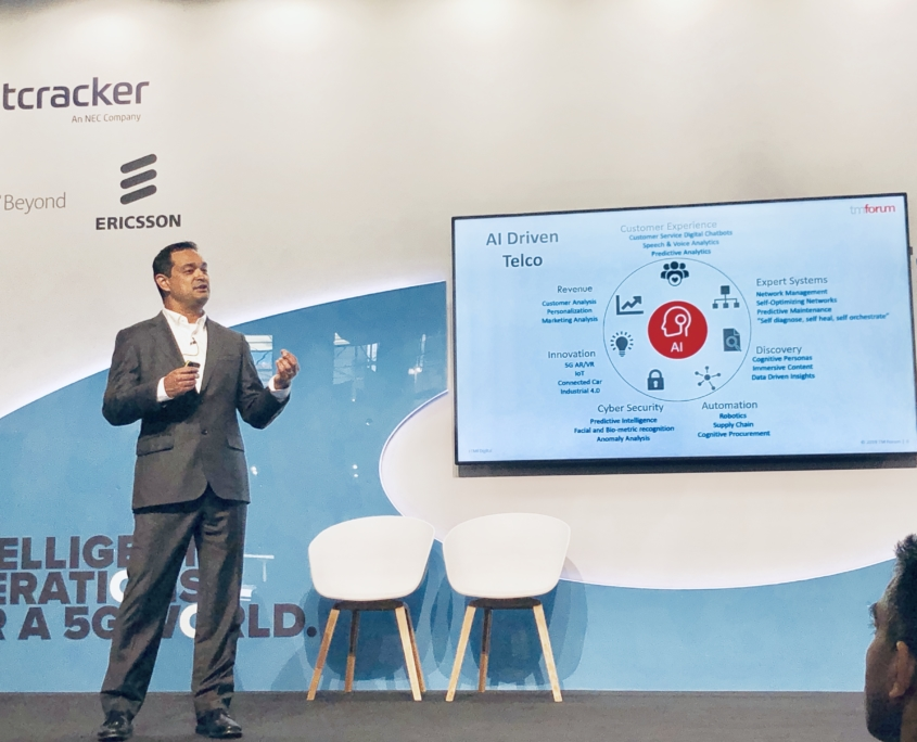 Frank Trevino Digital Transformation World 2019