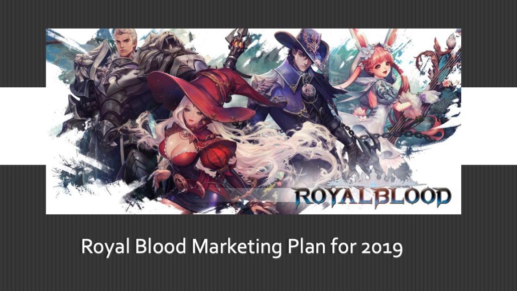 Marketing Strategy Gamvil
